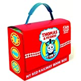 Thomas and Friends: My Red Railway Book Box (Thomas Friend: Go, Train, Go!; Stop, Train, Stop!; A Crack in the Track!; And Bl