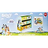 Bluey 14362 Kids Bedroom Toy Storage Unit