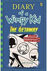 The Getaway: Diary of a Wimpy Kid (BK12): Diary of a Wimpy Kid Book 12 Kindle Edition