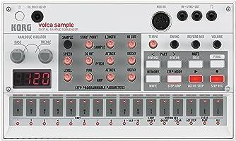 KORG デジタル・サンプル・シーケンサー volca sample ヴォルカ・サンプル