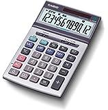カシオ 本格実務電卓 グリーン購入法適合 テレワークの効率UP ジャストタイプ 12桁 JS-200W-N