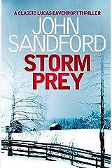 Storm Prey: Lucas Davenport 20 (Lucas Davenport Mysteries) Kindle Edition