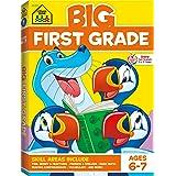 School Zone Big First Grade Workbook
