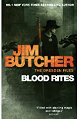 Blood Rites: (The Dresden Files, Book 6) (The Dresden Files series) Kindle Edition