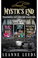 Mystic's End Paranormal Cozy Mysteries Collection: Books 4-6 Kindle Edition