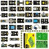 KEYESTDUIO 37 in 1 Sensor Module Kit for Arduino MEGA, UN0 R3, Nano with Tutorial