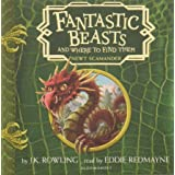 Fantastic Beasts and Where to Find Them: Audio Book