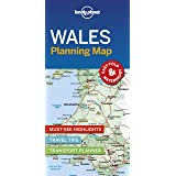 Lonely Planet Wales Planning Map 1 (Planning Maps)