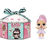 LOL Surprise Present Surprise Series 2, Glitter Star Sign Doll with 8 Surprises - Colorful Fun Collectible Doll Playset with