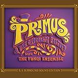 Primus & Chocolate Factory W/Fungi Ensemble (5.1 Dolby Surround)