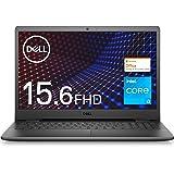 【MS Office Home&Business 2019搭載】Dell ノートパソコン Inspiron 15 3501 ブラック Win10/15.6FHD/Core i3-1115G4/8GB/256GB/Webカメラ/無線LAN NI335A