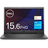【MS Office Home&Business 2019搭載】Dell ノートパソコン Inspiron 15 350…