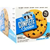 Lenny & Larry's The Complete Cookie - Chocolate Chip, 12 Single Serve Cookies