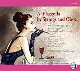 A. Piazzolla by Strings and Oboe