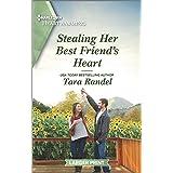 Stealing Her Best Friend's Heart: A Clean Romance: 1
