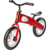 Eurotrike Glide Balance Bike - Red