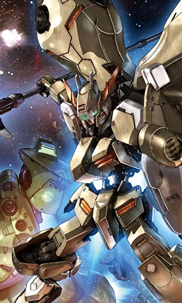 機動戦士ガンダム  iPhone/Androidスマホ壁紙(480×800)-1 - ガンダムグシオンリベイク