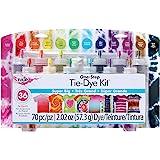 Tulip DC31679 One Step Tie-Dye Kit 12 Colour Superbig