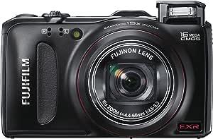 FUJIFILM デジタルカメラ FinePix F550EXR 光学15倍 ブラック FX-F550EXR B