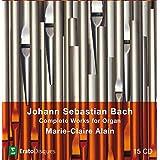 Bach Complete Organ Works 15Cd Box