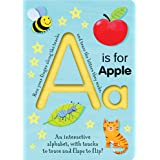 A is for Apple (Smart Kids Trace-and-Flip)