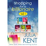 Shopping for a Billionaire Boxed Set (Parts 1-5) (Shopping Box Book 1)