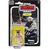 """Star Wars - The Black Series - Yoda 6"""" Collectible Figure - Star Wars: The Empire Strikes Back - 40th Anniversary - Kids Toys"""