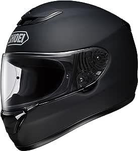 ショウエイ(SHOEI) バイクヘルメット フルフェイス QWEST マットブラック M (57cm)