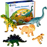 Learning Resources LER0786 Jumbo Dinosaurs 12 L X 9 H