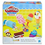 Play Doh - Kitchen Creations - Frozen Treats playset inc 7 cans & acc - Ages 3+