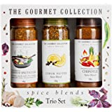 Hot Shots Australia The Gourmet Collection Spice Blends - 3 Pack - Fish, 435 g