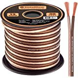 (9.1m) - InstallGear 12 Gauge Speaker Wire - 99.9% Oxygen-Free Copper - True Spec and Soft Touch Cable (9.1m)