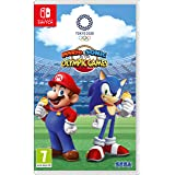 Mario & Sonic At The Olympic Games Tokyo 2020 Nintendo Switch Game