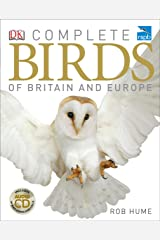 RSPB Complete Birds of Britain and Europe Hardcover