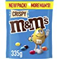 M&M's Crispy Large Bag, 335 g