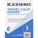 Blackmores Travel Calm Ginger (45 Tablets)