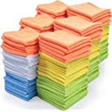 Best Microfiber Cleaning Cloths 150 Pack Various
