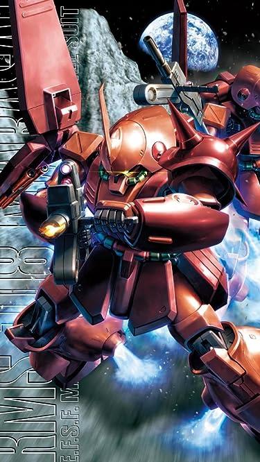 機動戦士ガンダム  iPhone/Androidスマホ壁紙(640×1136)-1 - RMS-108 マラサイ