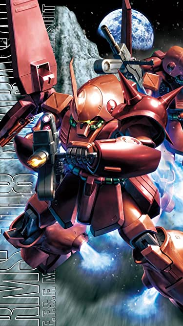 機動戦士ガンダム  iPhone/Androidスマホ壁紙(720×1280)-1 - RMS-108 マラサイ