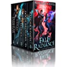 Fall of Radiance: The Complete Series: (An Epic Fantasy Boxed Set: Books 1-5)