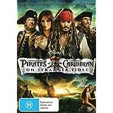 Pirates of The Caribbean 4: On Stranger Tides (DVD)