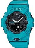 [カシオ] 腕時計 ジーショック 歩数計測 Bluetooth 搭載 GBA-800-2A2JF メンズ ブルー