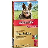 Advantix for Dogs 10-25kg, 6 Pack