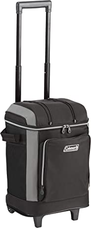 Coleman Wheeled Soft Cooler, 42 Can
