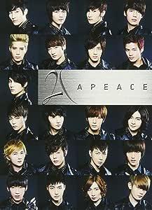 Apeace(初回限定盤)(DVD付)