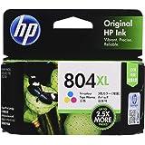 HP 804XL インクカートリッジ カラー/増量タイプ/T6N11AA