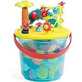Bristle Blocks Jungle Adventure Bucket (128pcs in Bucket)