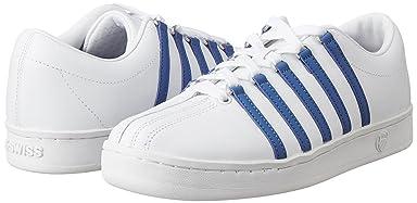 K-Swiss Classic 88 02248: White / Blue