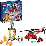 LEGO®CityFireRescueHelicopter60281BuildingKit