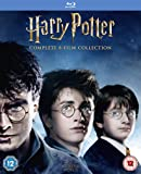 Harry Potter - Complete 8-Film Collection (2016 Edition) [Blu-ray]